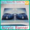 Acrylic Banner