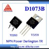 2SD1073 D1073 D1073B NPN Power Darlington Transistor IC