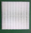 HEPA filter medium