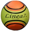 Color PU laser 6 Panels New Design 5# Beach Soccer Fun