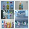 Automatic plastic pouch filling and sealing paking machine for liquid sauce