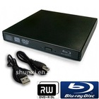 Hot selling low price Portable SATA matshita bluray burner UJ240 blu ray burner