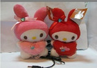 Cute Rabbit Shape Speaker Box with Stereo Sound