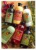 shampoo bottle stickers