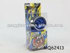 MQ62413 Plastic YOYO,toy yoyo,professional toys yoyos