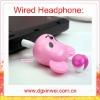 2012 Smart bear headphone