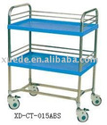 stainless steel medical mobile cart