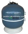 2012 popular in Europe --Fiberglass swimming pool equipment - Side-Mount sand filter