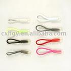 plastic zipper slider/ zipper puller