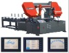 CNC Full-auto Column-style Horizontal Band Sawing Machine