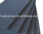Open cell EPDM foam for sealing and insulation