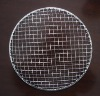 electro-hot-dipped galvanized barbecue grill wire mesh netting