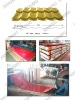 Metal wall sheet