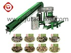 Large Capacity Ring Die Biomass Straw/ Wood Briquette Machine