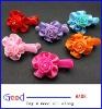 6 colors Satin\Ribbon Baby Girl's HairClips\Pins made in China