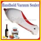 Wholesale Handhold Vacuum Sealer Food Sealer for Wine Bottle Fresh