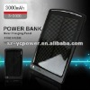 3000mAh solar charger for mobile phone,iphone