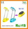Hot sales!!! 2011 new fashion design easy to take solar led table light CE,ROSH