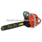 60cc gasoline chain saw with 2-stroke