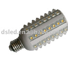 LED piranha bulb/corn bulb 9w/64pcs 2-Chip Piranha LED