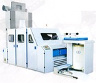 High production carding machine