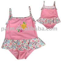 child beautiflu swimwear,one piece,WB10-SW004