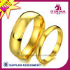 Fashion gold ring design for couples