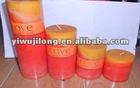 Plillar Candle