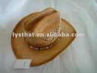 Raffia Cowboy Hat