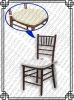 Wood Chair Chiavari Chair