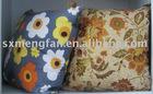 Square cotton cushion/seat cushion/plush cushion printed