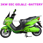 3000W EEC electric scooter