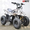 CE 110cc ATV /110CC quad bike with dual exhaust pipes