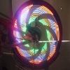 Programming LED wheel light/bike light/wheel light