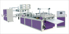 Zipper lock bag machine