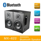 2012 new Wooden Bluetooth Speaker Subwoofer for Iphone