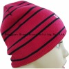 knitted golf hat