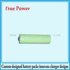 Ni-MH Rechargeable Battery 1/2A1100mAh