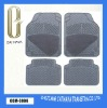2012 new design pvc+carpet car mats