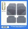 2012 new design pvc+carpet car mats