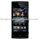 Original Brand GSM Mobile Phone X6 wifi unlocked