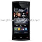 Original Brand GSM Mobile Phone X6 wifi unlocked