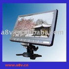 9 inch Portable tft lcd TV flat screen
