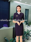Ladies' suit/Ladies uniform/Women office uniform/office skirt designs