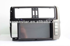 In dash Toyota Prado Accessories Support DVD Player,GPS Navigation System,Audio,Radio,Ipod,Stereo