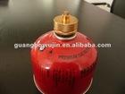LPG gas cylinder valve