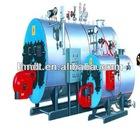 oil hot water boiler in china