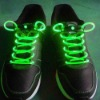 Wholesale LED Shoelaces Green
