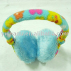 fashion colourful girls earmuffs earcovers
