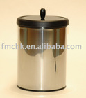 Stainless Steel Storage Bin with Cover